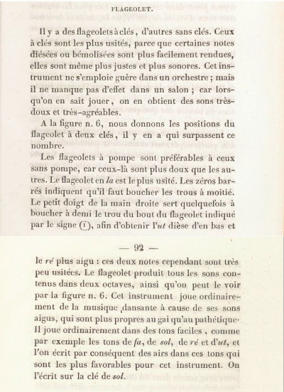Pierre Rigaud's text